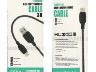 Boss Type-C Data Cable Fast Charging USB Cable