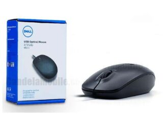 DELL MS111 USB Wired Optical Mouse