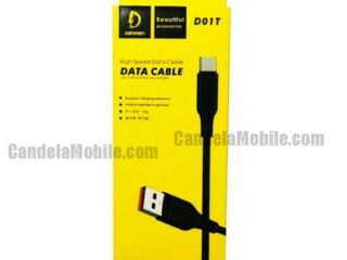 DENMEN D01T Type-C Data Cable Fast Charging USB Cable