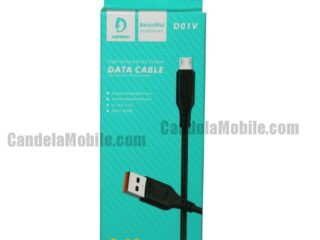 DENMEN D01V For Micro USB charging Data Cable