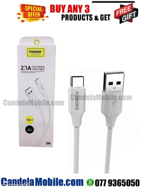 FONENG Type-C Data Cable