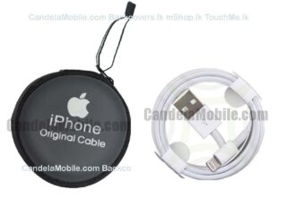 iPhone Data Cable Fast Charging lightning Cable with Case