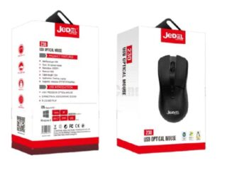 Jedel 230 USB Wired Optical Mouse
