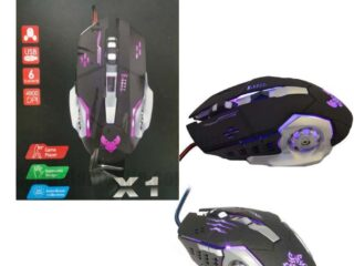 X1 USB Wired Gaming Mouse