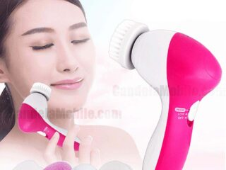 5 in 1 Beauty care Massager Face And Body Cleaner