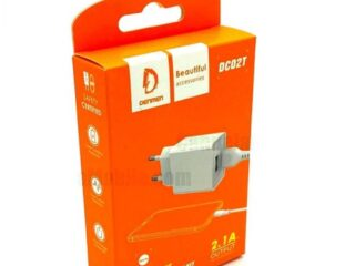 Denmen DC02T 2.4A Type-C Fast Charger