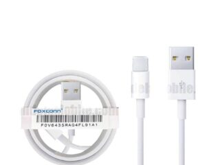 Foxconn iPhone Data Cable Fast Charging lightning Cable