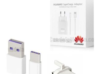 3-Pin Huawei Super Charge 2A Type-C Fast Charger