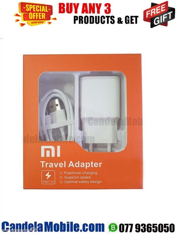 MI Micro USB Travel Charger-2A