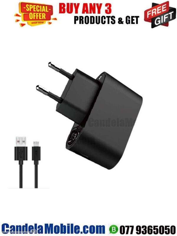 Safety USB Travel Phone Charger