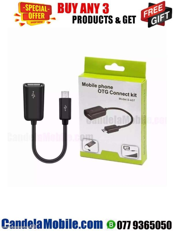 Micro OTG Cable