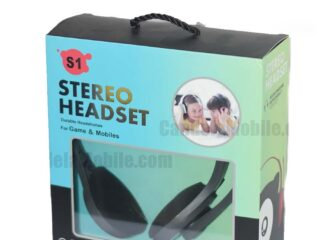 S1 Gaming Headphone with Microphone