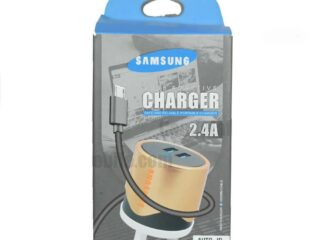 LU-213 2.4A Micro USB Travel Phone Charger
