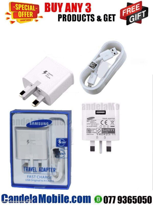 Samsung 2A Micro USB Fast Charger