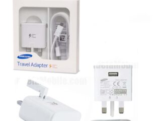 15W 3 pin Micro USB Travel Phone Charger-2A