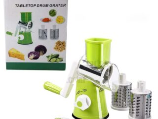 Table Top Drum Grater